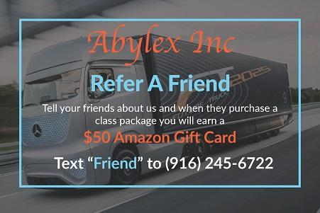 ABYLEX Referral Card