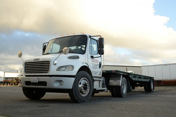 Truck driving school Sacramento 5